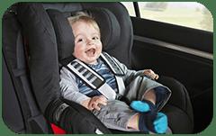 Лучшие автокресла для детей