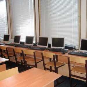 учебный клас московской автошколы стрела
