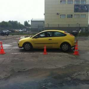 обучение вождению в автошколе мади